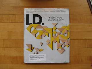 I.D. Magazine 54th Annual Design Review Cover | by seanaes