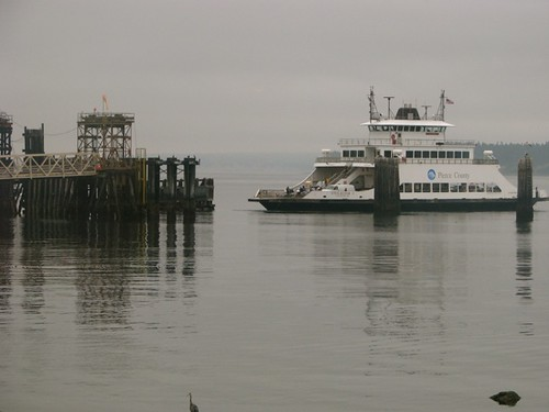 MV Steilacoom II in Port Townsend | by Sue Frause