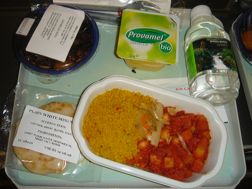 Air Canada International Economy Class Meal (Special) | by Archangeli