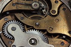 vintage clockwork macro | by Sergei Golyshev (AFK during workdays)