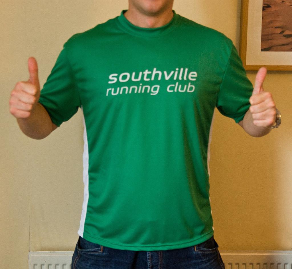 Southville Bristol Running Club Shirt Design The Southvi Flickr
