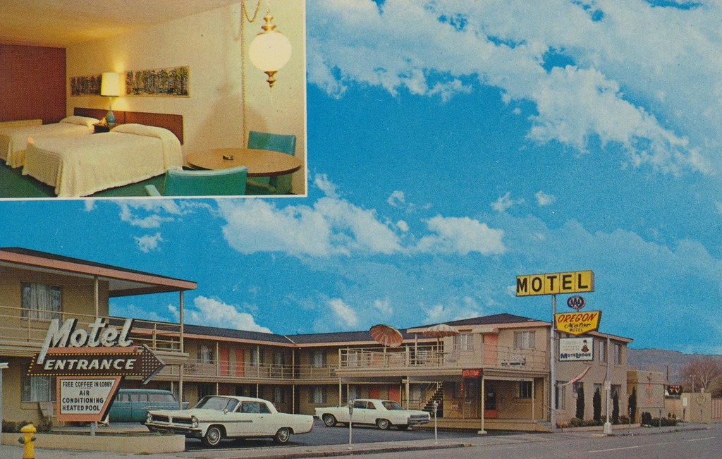 Oregon Motor Motel - The Dalles, Oregon