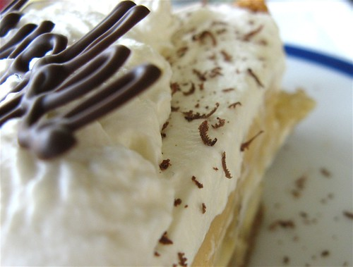 banoffee pie slice | by Simmer Till Done