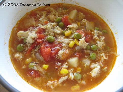 Maryland Crab Soup | by Dianne's Dishes