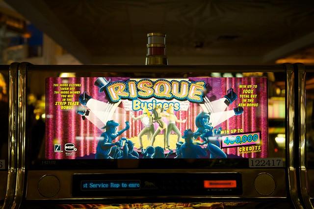 Vegas slot machine marquees flickr publicscrutiny Images