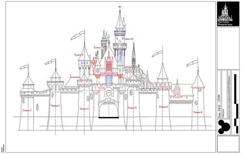 Elevation Plan Photo : Castle i want to add the layout for walkthrough but