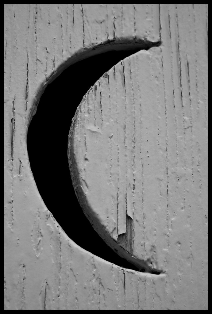 Outhouse Moon Kamundse Flickr