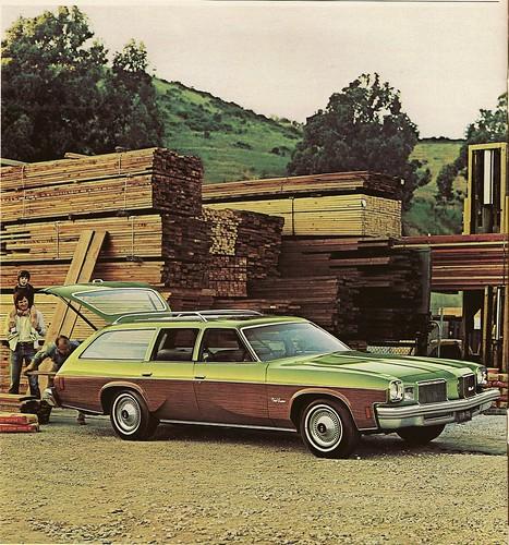 1974 Oldsmobile Vista Cruiser Vista Cruiser Was