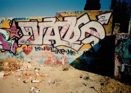 L.A Graffiti From the Vaults.. | by kustom1958