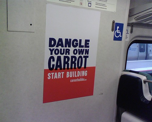 Carrot Dangle | by revengingangel (Will be uploading photos)