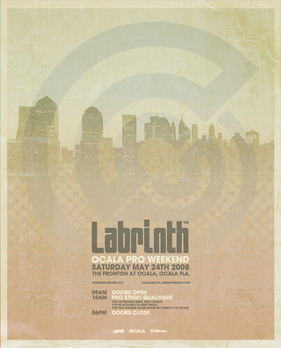Labrinth Poster | by Network Osaka