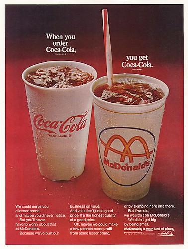 classical conditioning in advertising coca cola