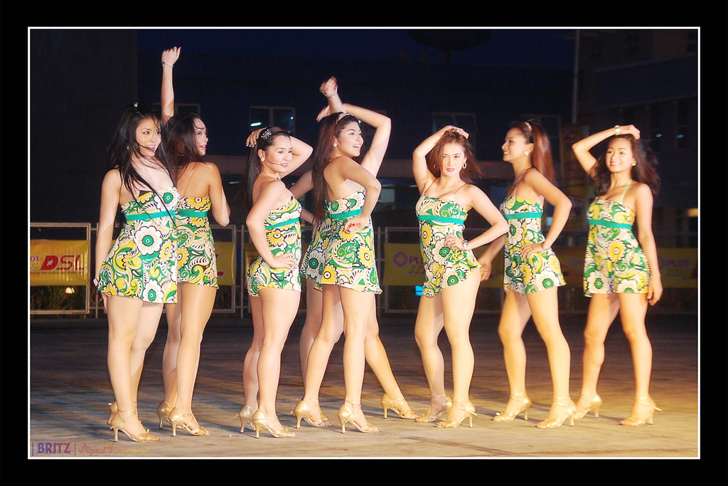 Eb Babes In Action By Britz Briones Dot Com