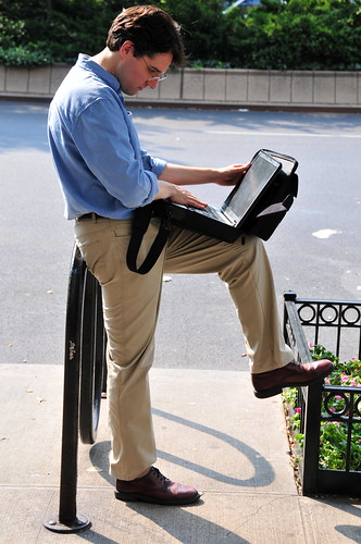 Laptop man | by Ed Yourdon