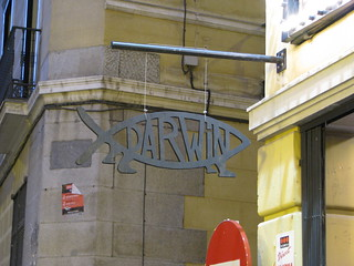 Darwin Fish | by RinzeWind
