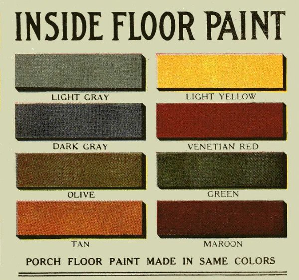 Historically Accurate Exterior Color Schemes::Period Paint For The Home |  Flickr