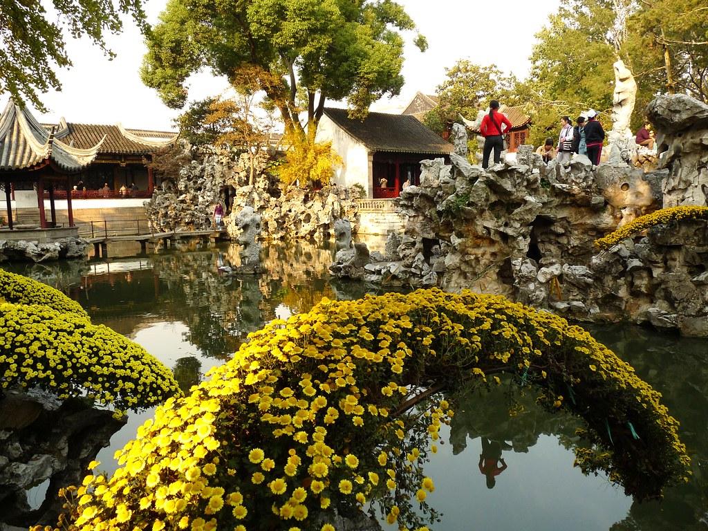 Lion Forest Garden Suzhou | Cecil Lee | Flickr