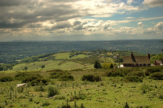 THE VIEW FROM CLEE HILL | by chris .p
