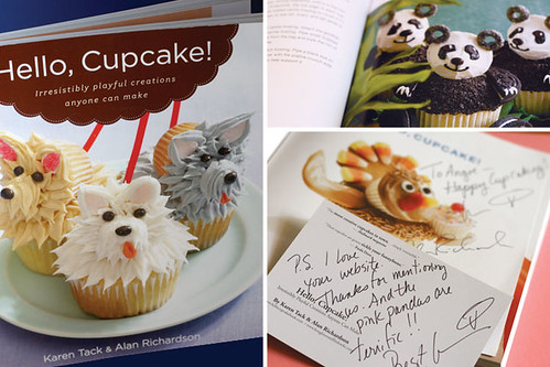 Hello, Cupcake! Book Giveaway | by Bakerella
