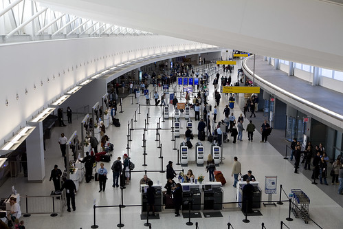 JetBlue Terminal (T5) Opens at JFK Airport | by jetblueflickr