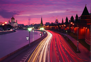 Moscow lights | by Andrey Permitin