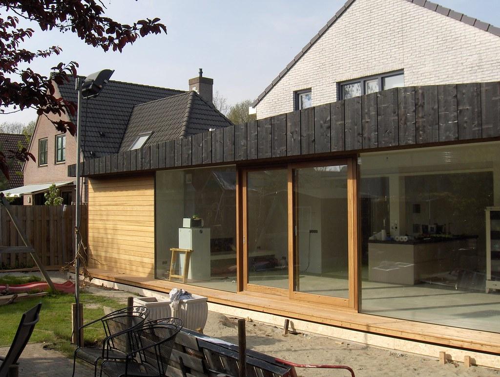 Uitbreiding Aan Huis : Uitbreiding huis bakker door jagerjanssen architecten bna flickr