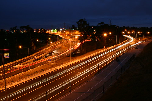 Ringwood Interchange (Eastlink) | by lachlansear