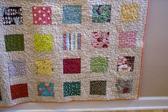 charm square quilt | by jrcraft