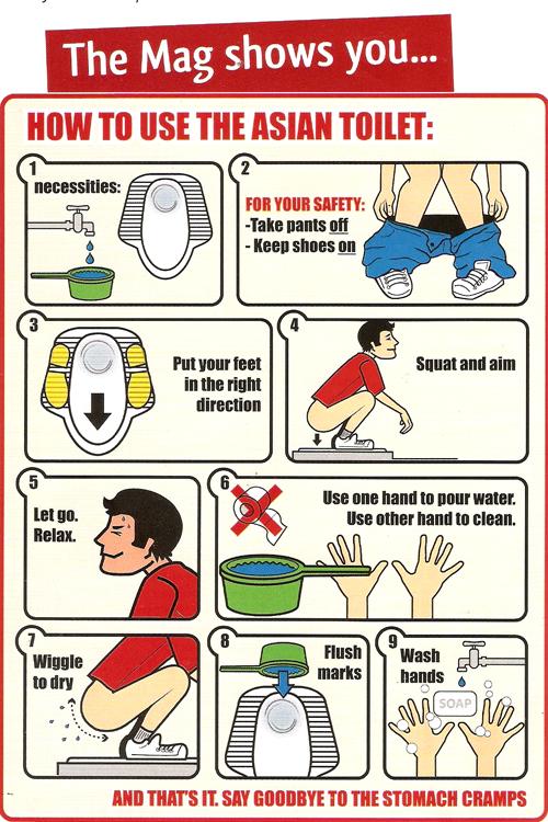 Asian-Toilet