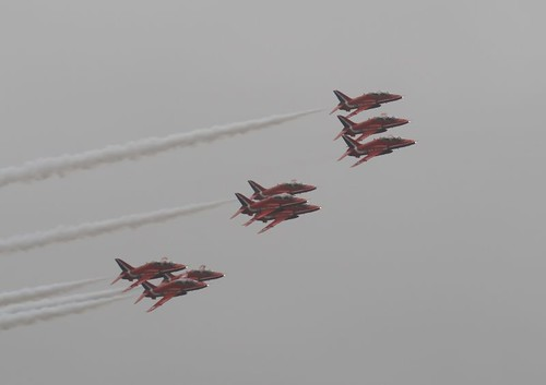 Red Arrows | by chrispearson72