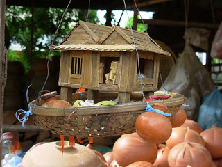 KC Pots spirit house 2 | by Angela Savage
