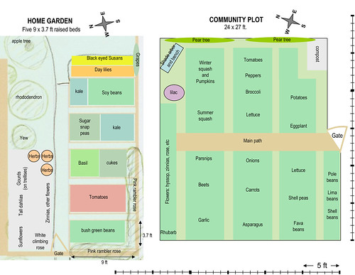 Vegetable garden plan 2009 this photo is from skippy 39 s for Best vegetable garden planner