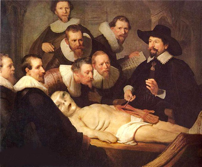 Rembrandt van Rijn. The Anatomy Lesson of Dr Nicolaes Tulp… | Flickr