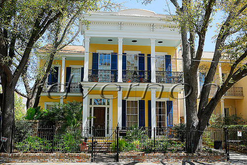Historic garden district new orleans new orleans garden - Parking garden district new orleans ...