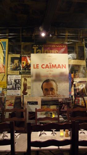 Latin Quarter Paris Italian Restaurant