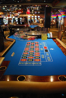 Roulette table | by Lisa Brewster