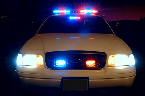 Police Car Lights | by davidsonscott15