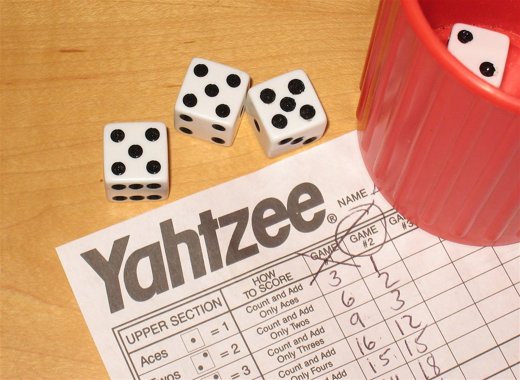 Image result for yahtzee