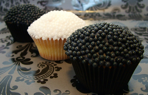 Black Tie Cupcakes Recipes — Dishmaps