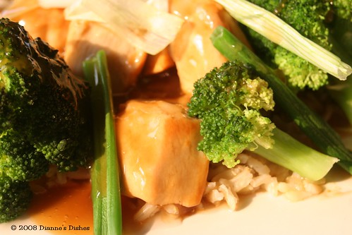 Not Quite General Tso's Chicken | by Dianne's Dishes