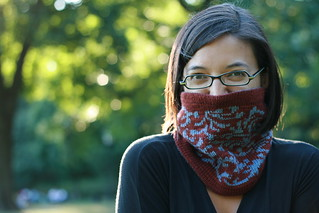 tapestry cowl - fully reversible! | by mintyfreshflavor