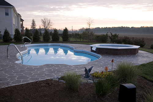 Sun Fiberglass Pool By Beach Town Pools With Vastec Usa Co