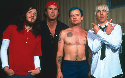 Chili Peppers Reading 99