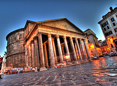 pantheon hdr | by dalistylin