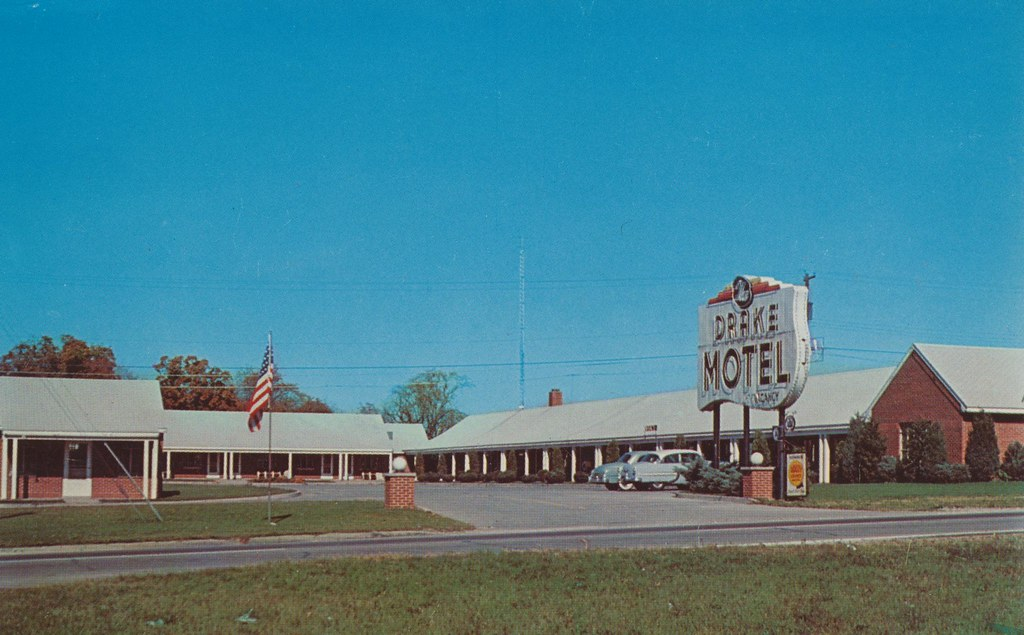 Drake Motel - Springfield, Ohio