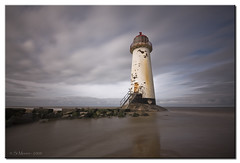 Point of Ayr Lighthouse - ND | by Spiritflier