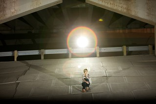 Cassie ~ Under a bridge | by Drew Gregory Photography