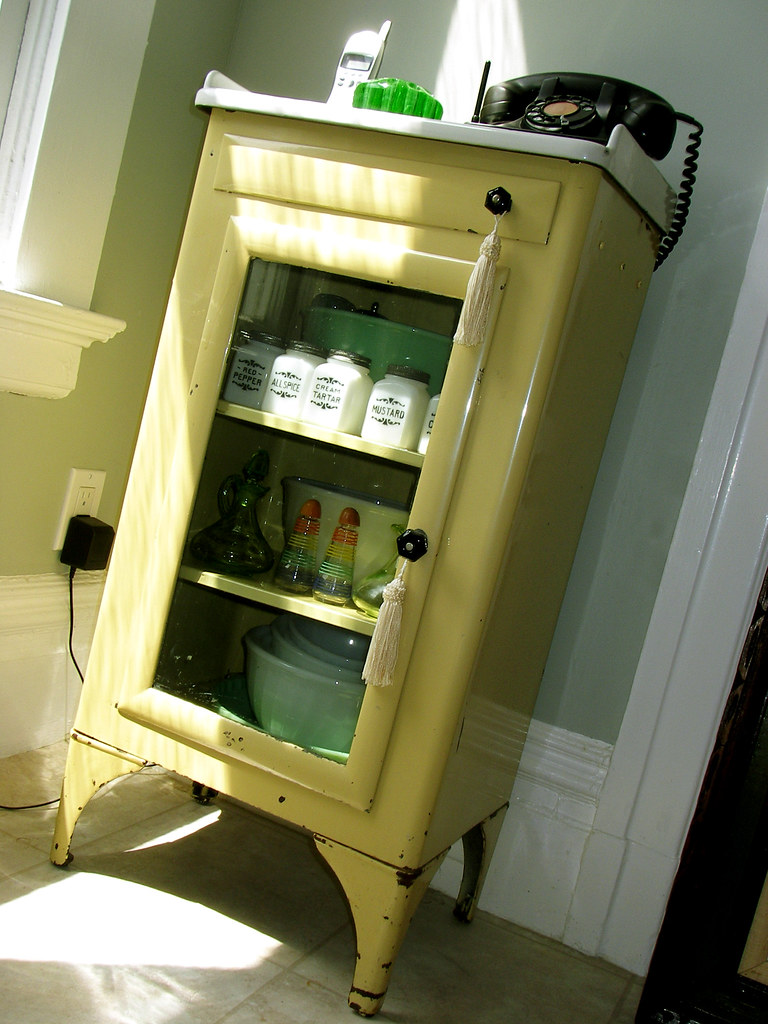 Vintage Dental Cabinet   This dental cabinet was purchased a…   Flickr