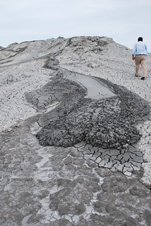 Mud Volcanoes Near Qobustan | by L Gnome