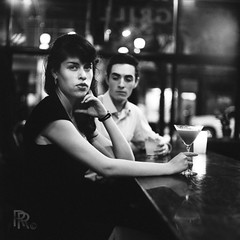 Film Noir Bar Scene Take 2 | by Metrix X